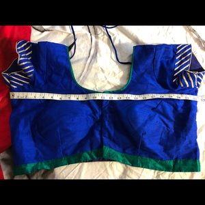 Beautiful Indian saree with blouse piece,Brand new